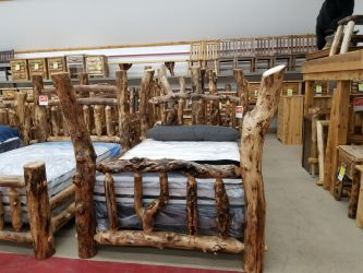 Aspen Xtreme Style Queen Bed